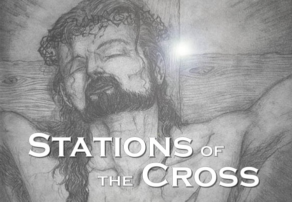 journey to the cross group. The Stations of the Cross